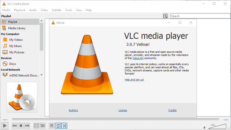 Tải VLC Media Player