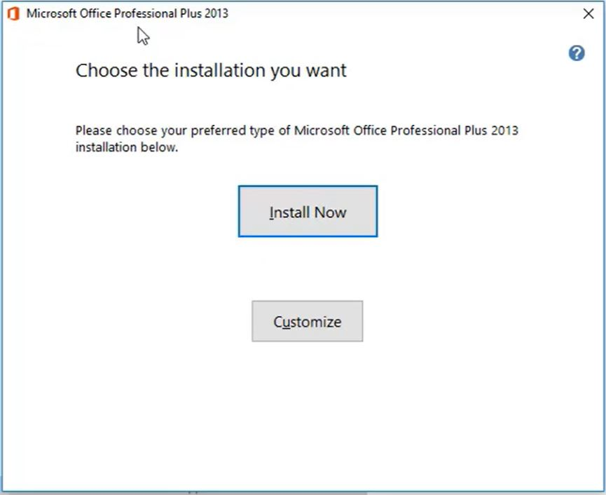 download Office 2013