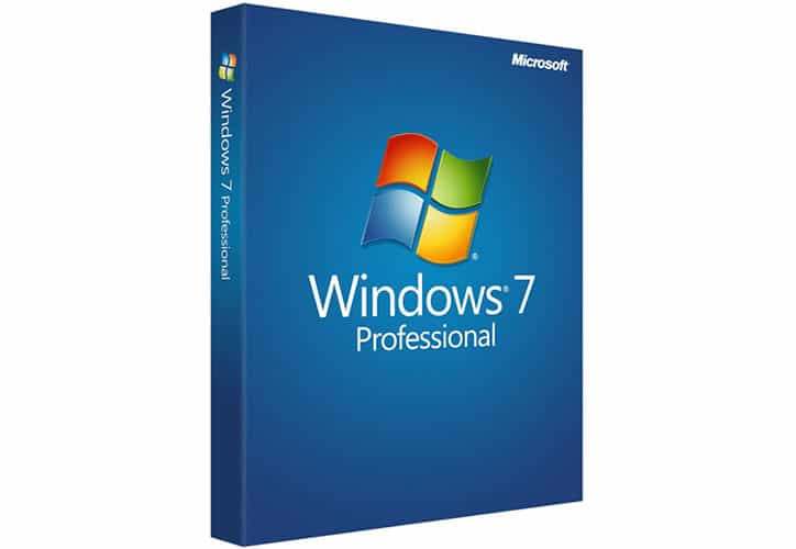 Download Windows 7 Professional 64 bit, 32 bit bản gốc từ Microsoft