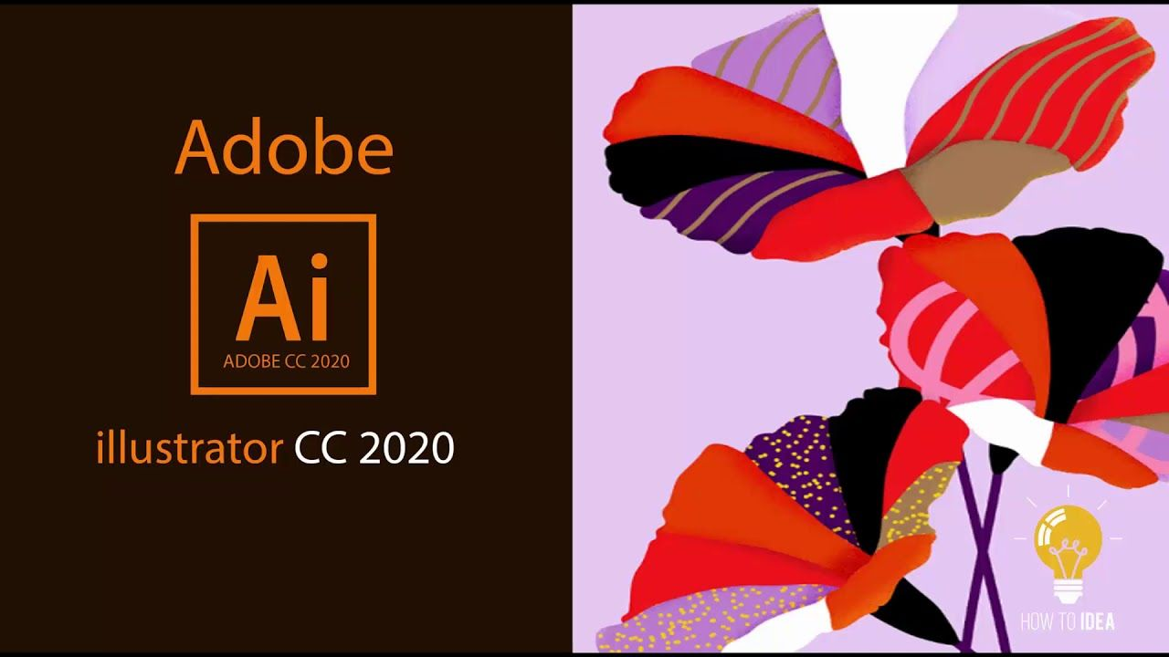 Adobe Illustrator CC 2020